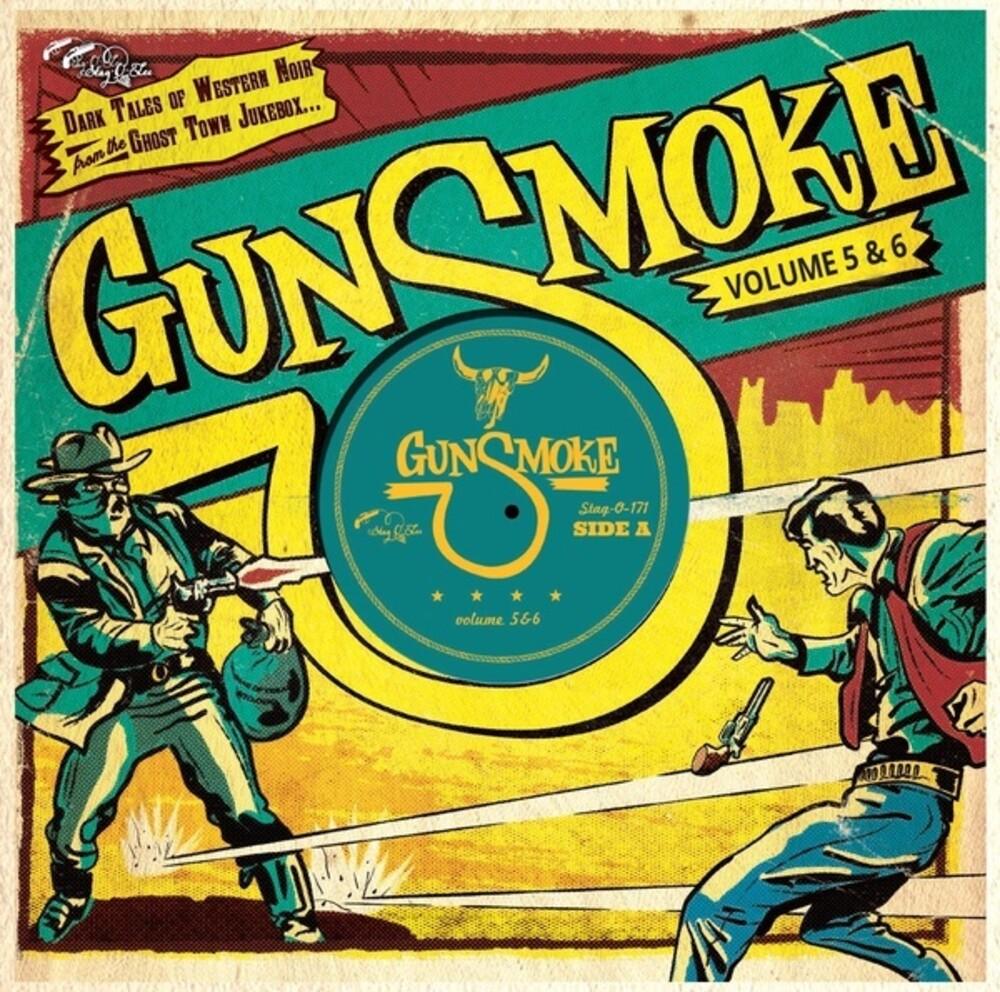 Gunsmoke Volume 5 & 6 / Various - Gunsmoke Volume 5 & 6 / Various