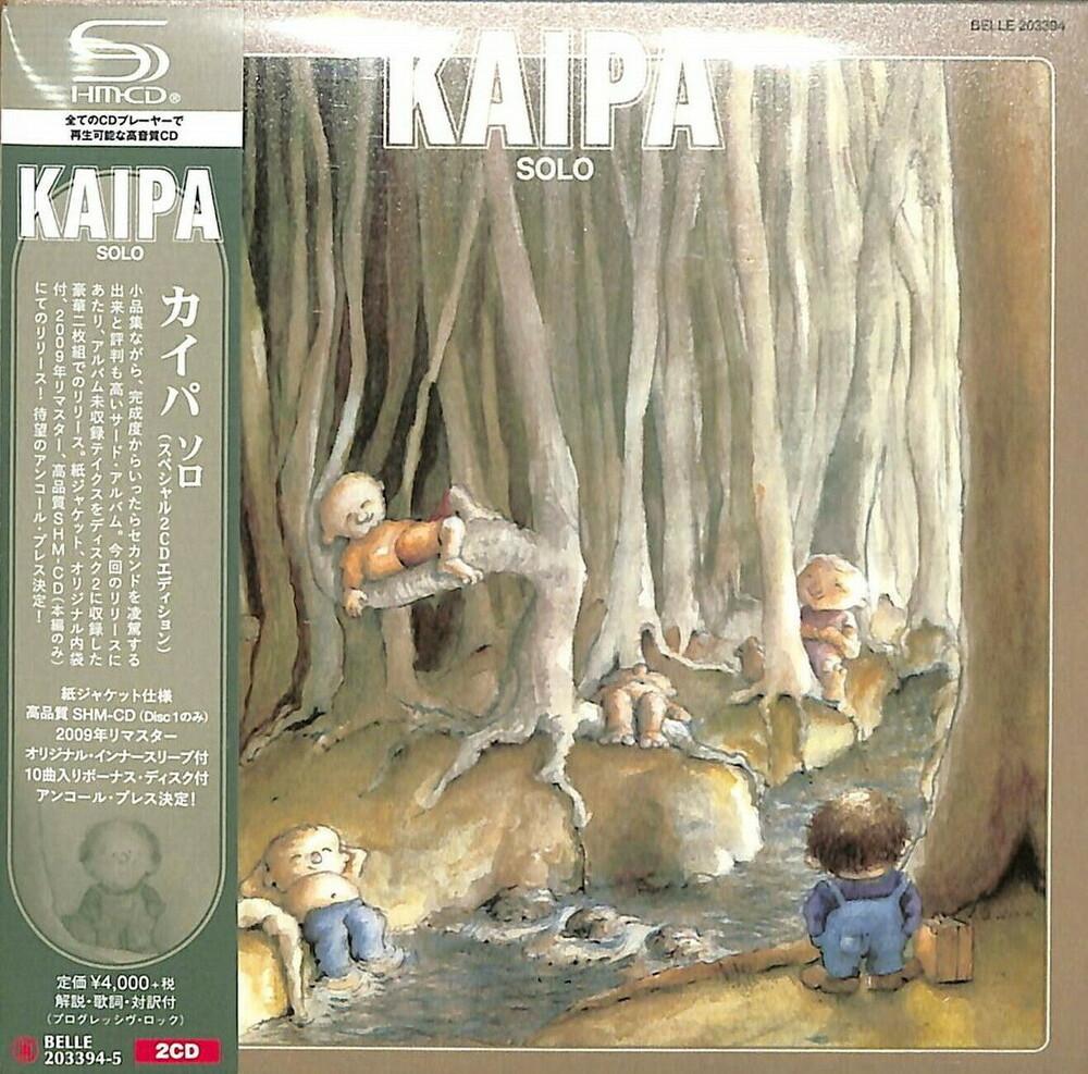 Kaipa - Solo (SHM-CD) (Paper Sleeve)
