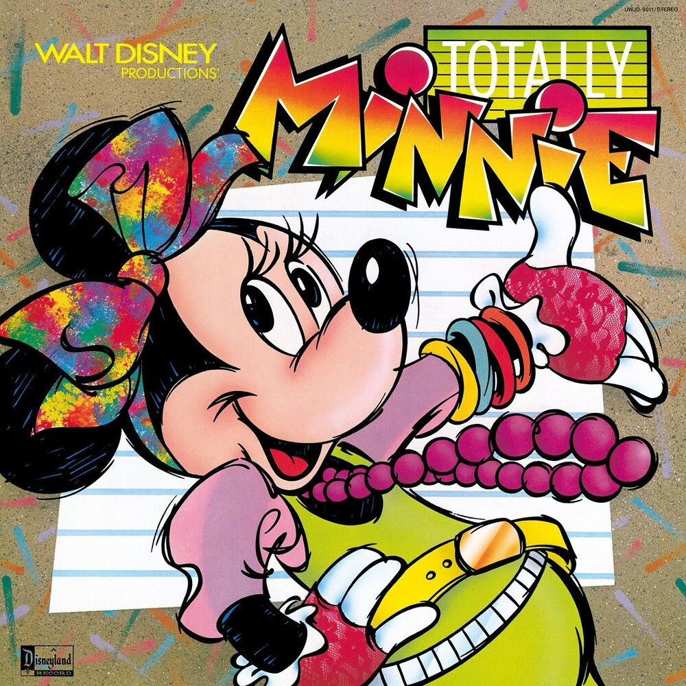 Disney Totally Minnie / Various - Disney: Totally Minnie / Various [Limited Edition] (Jpn)
