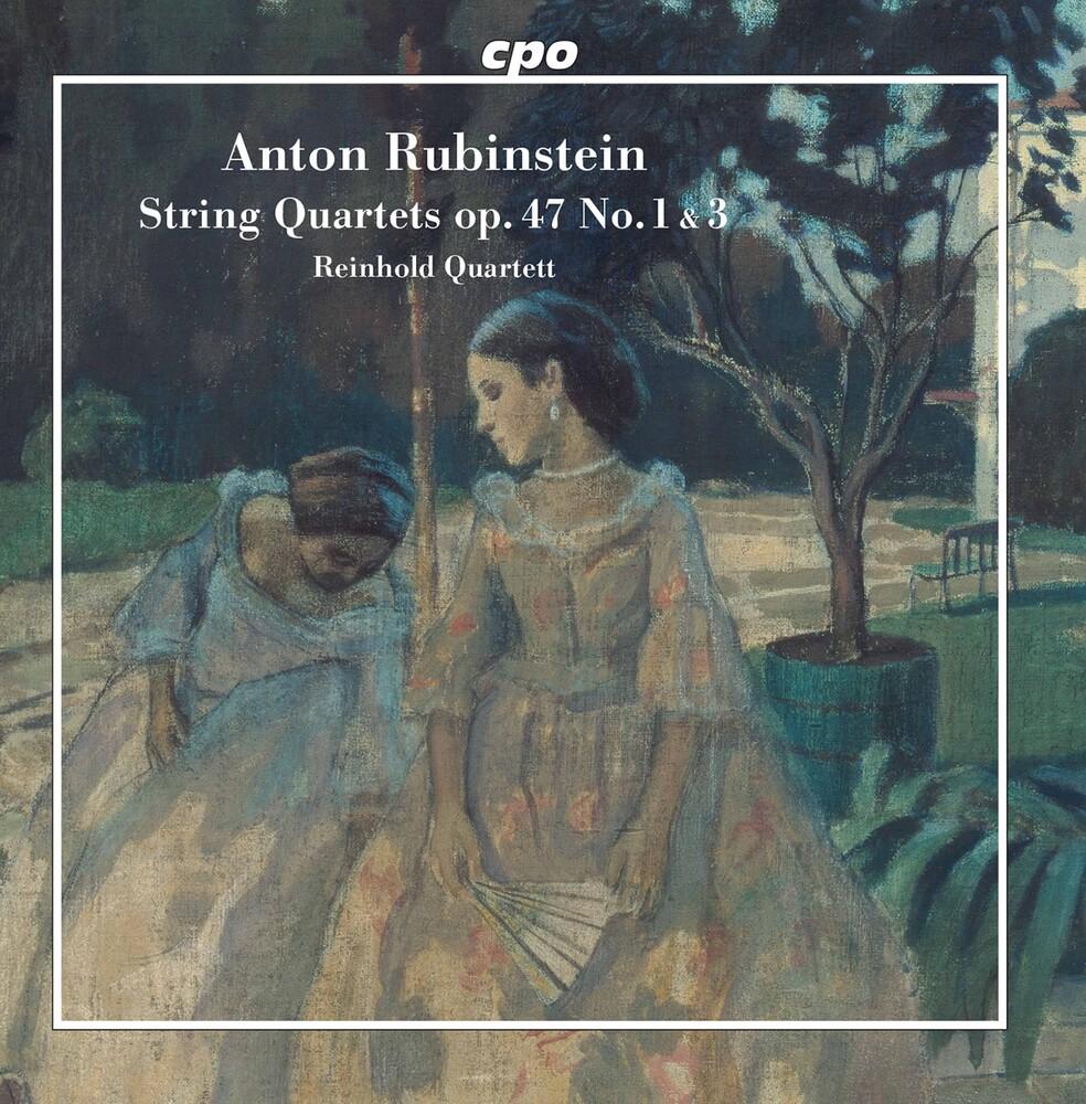 Rubinstein / Reinhold Quartett - String Quartets 47