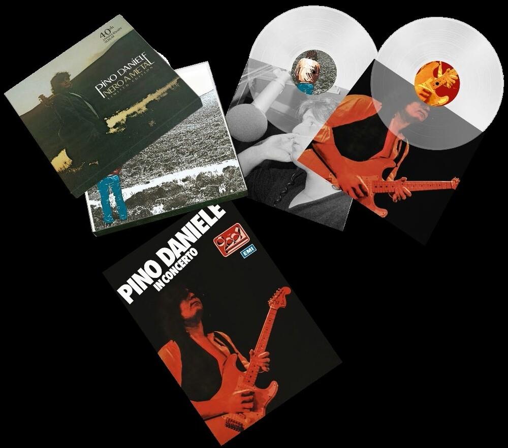 Pino Daniele - Nero A Meta: 40 Anniversario (Ita)