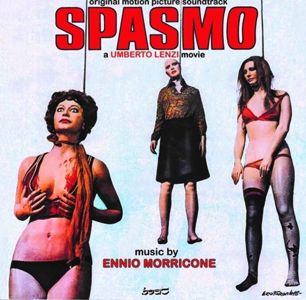Ennio Morricone Ita - Spasmoy / O.S.T. (Ita)