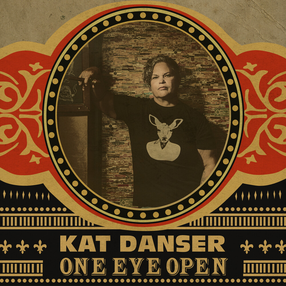 Kat Danser - One Eye Open