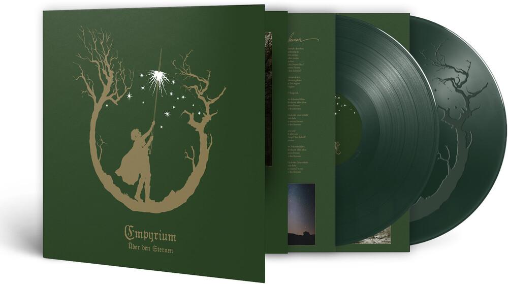 Empyrium - Uber den Sternen (Dark Green Vinyl)