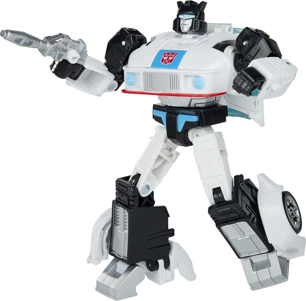 - Hasbro Collectibles - Transformers Generations Studio Deluxe 86 Jazz