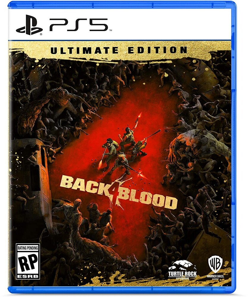 Ps5 Back 4 Blood: Ultimate Edition - Back 4 Blood: Ultimate Edition for PlayStation 5