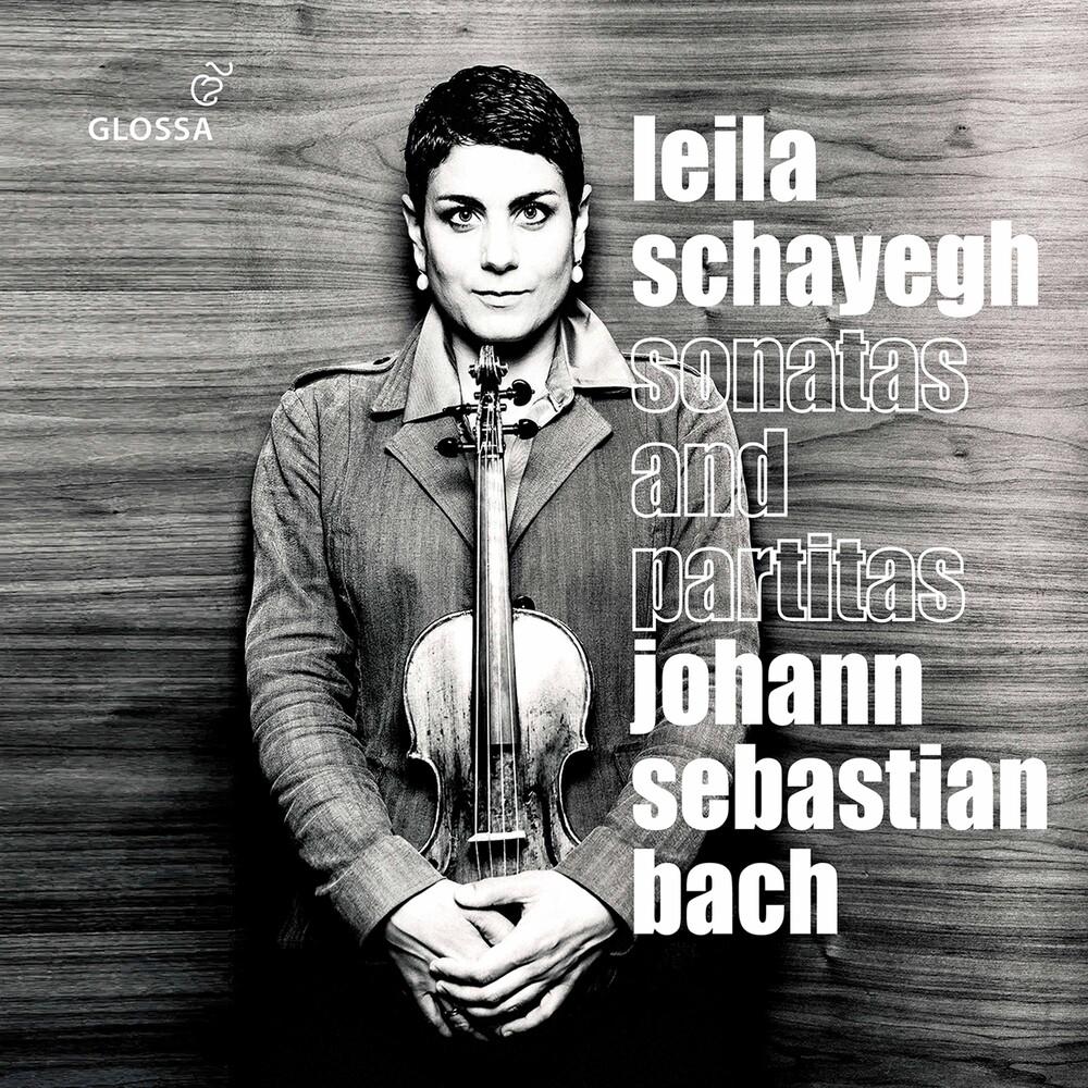 J Bach .S. / Schayegh - Sonatas & Partitas (2pk)