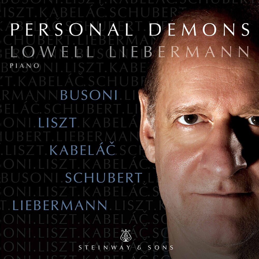 Lowell Liebermann - Personal Demons
