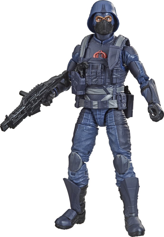 Gij Cs Figure Carpenter Bee 2 - Hasbro Collectibles - G.I. Joe Classified Series Figure Cobra Infantry