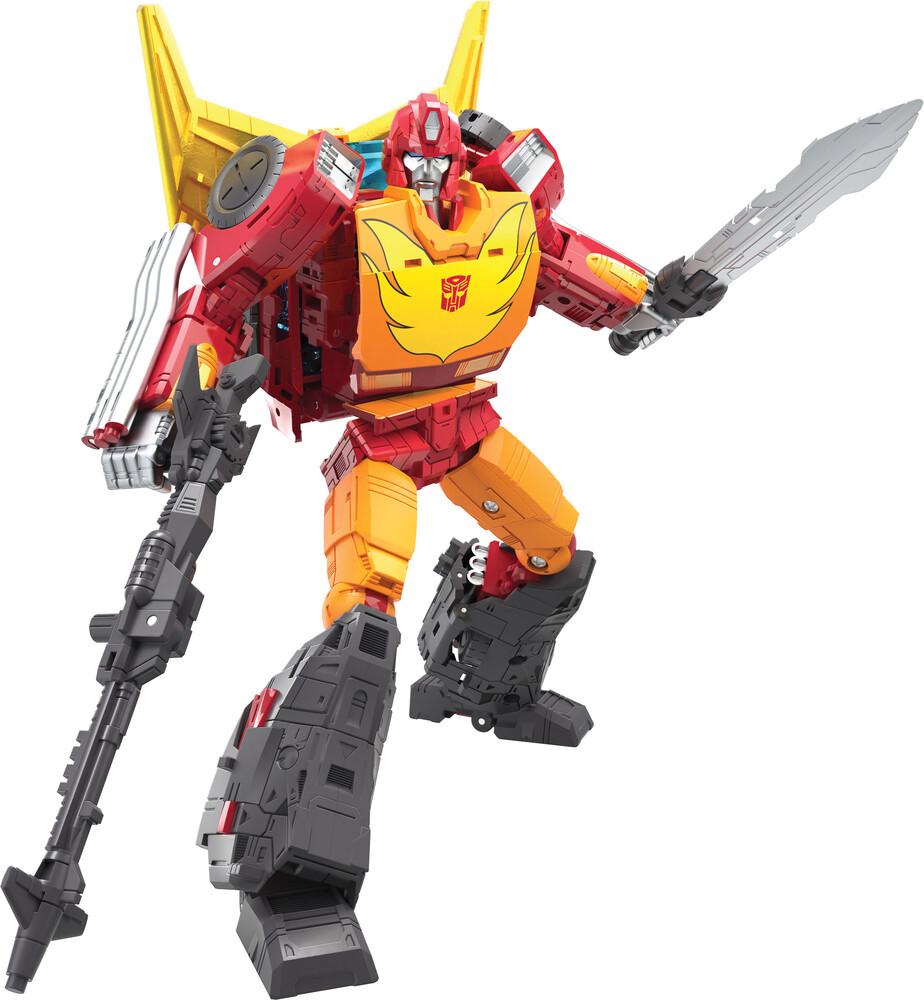 Tra Gen Wfc K Commander Class - Hasbro Collectibles - Transformers Generations War For Cybertron KCommander Class