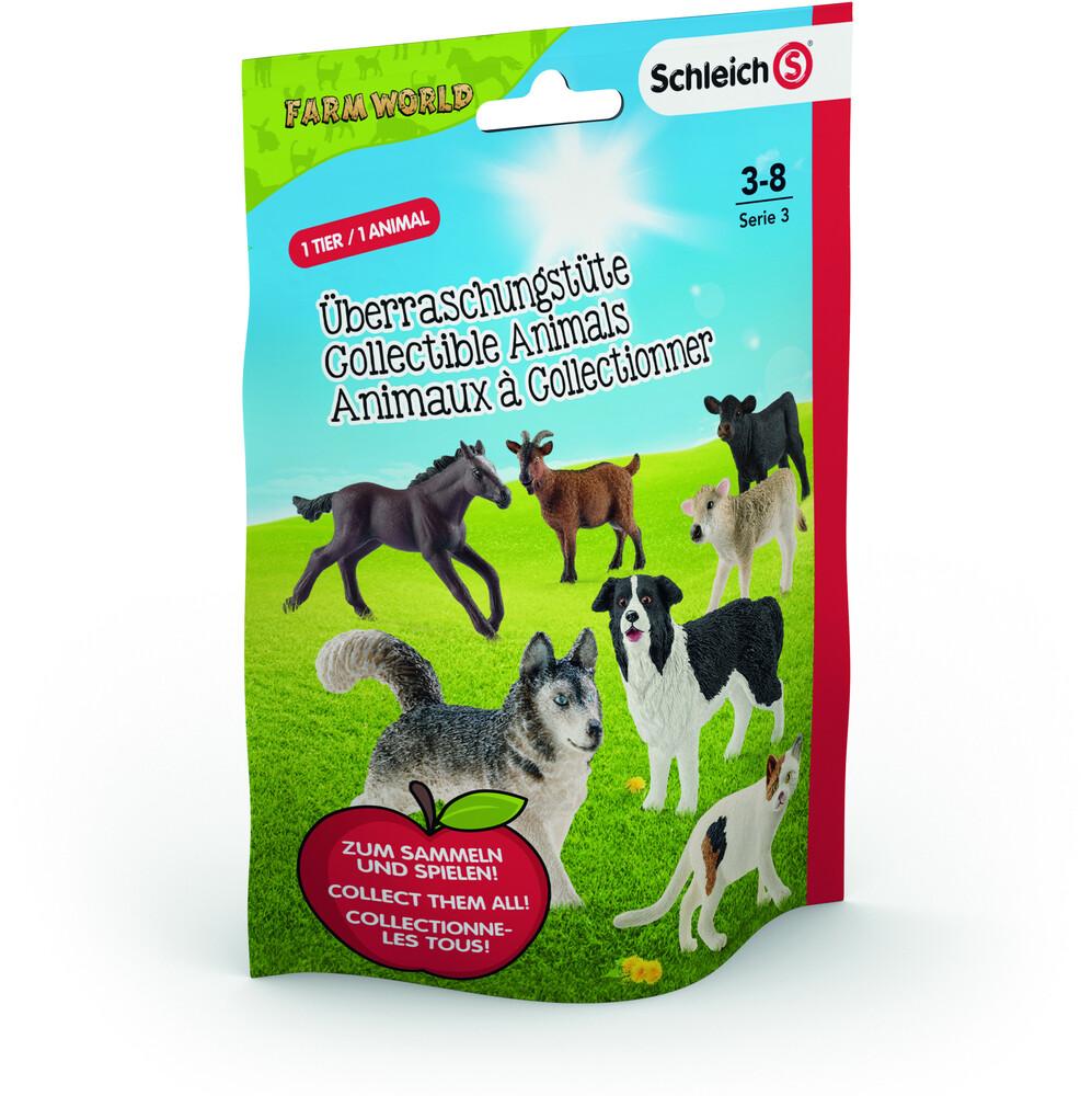 Schleich - Farm World Xs Blind Bag