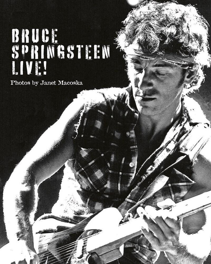 Macoska, Janet - Bruce Springsteen Live!