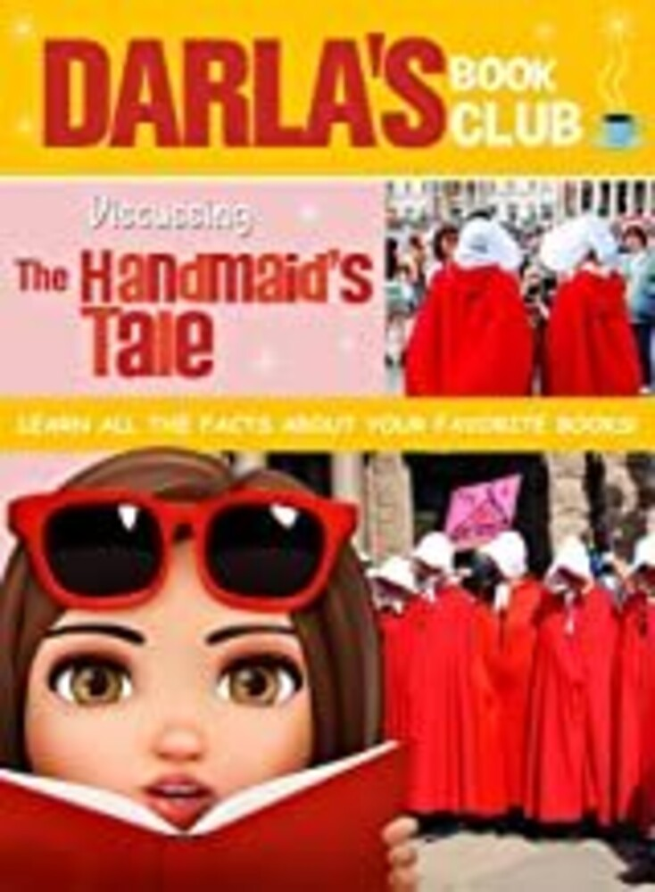 Darla's Book Club: Discussing the Handmaid's Tale - Darla's Book Club: Discussing The Handmaid's Tale
