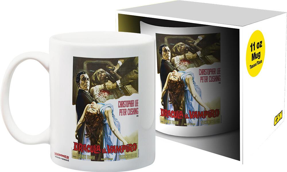 Hammer Dracula 11Oz Boxed Mug - Hammer Dracula 11oz Boxed Mug