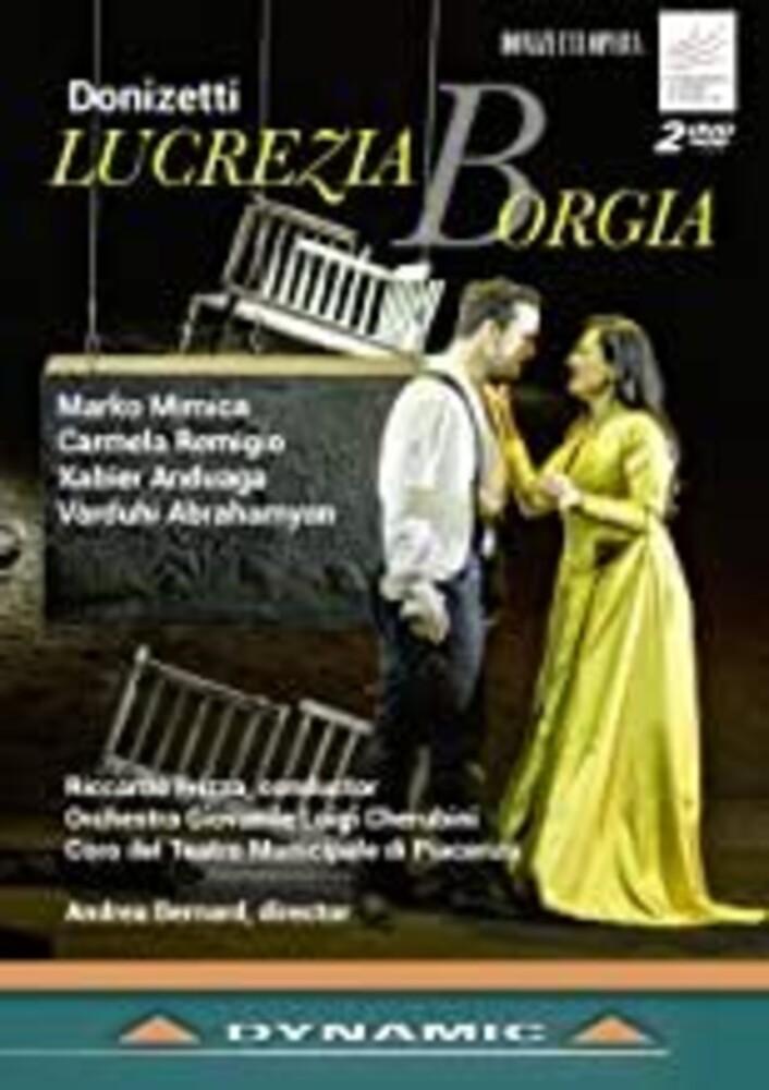 Donizetti / Frizza - Lucrezia Borgia