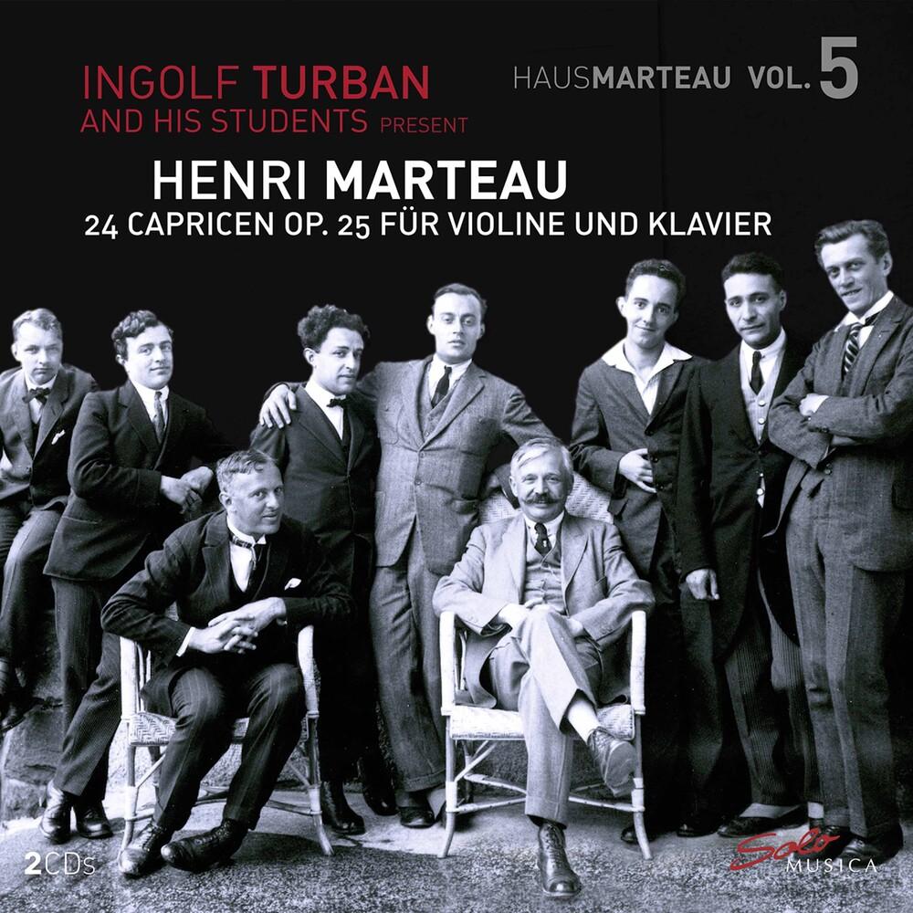 Marteau / Ingolf Turban - Henri Marteau 5
