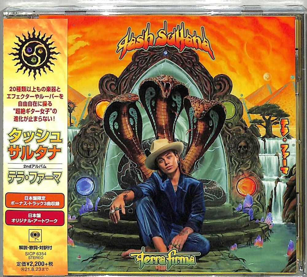 Tash Sultana - Terra Firma (Bonus Track) [Import]