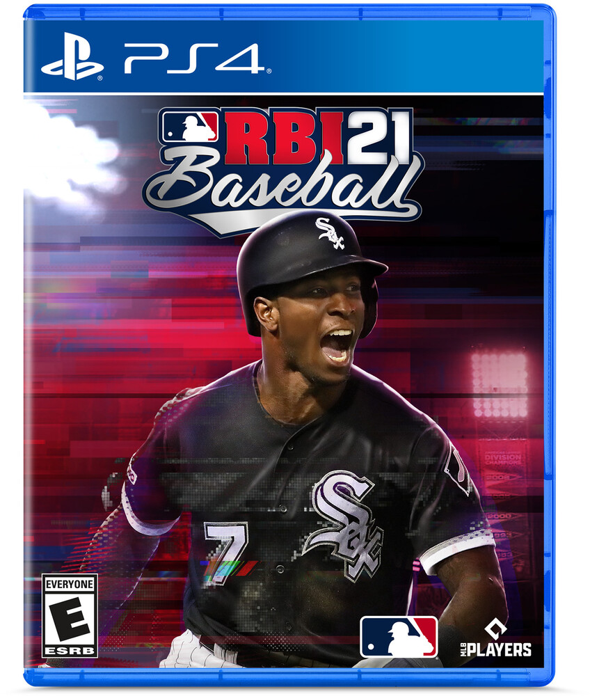 Ps4 MLB Rbi Baseball 21 - MLB RBI Baseball 21 for PlayStation 4