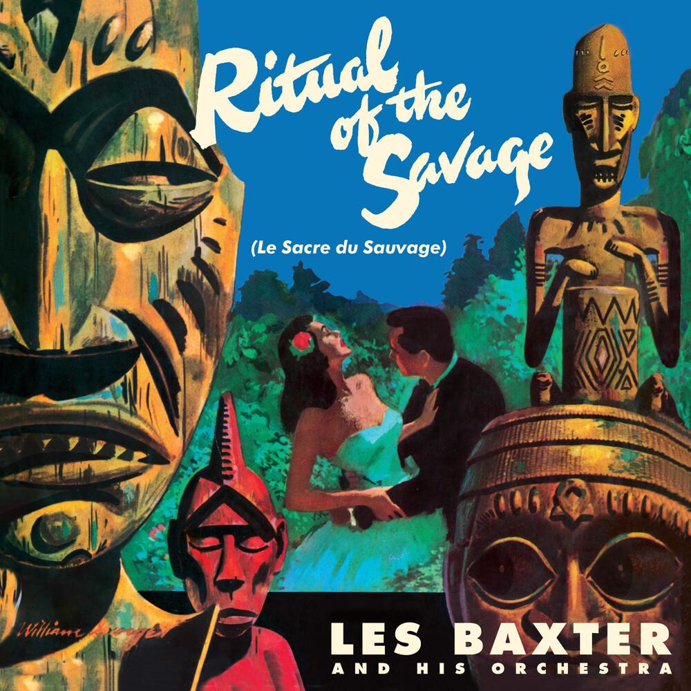 Les Baxter - Ritual Of The Savage [180-Gram Colored Vinyl With Bonus Tracks]