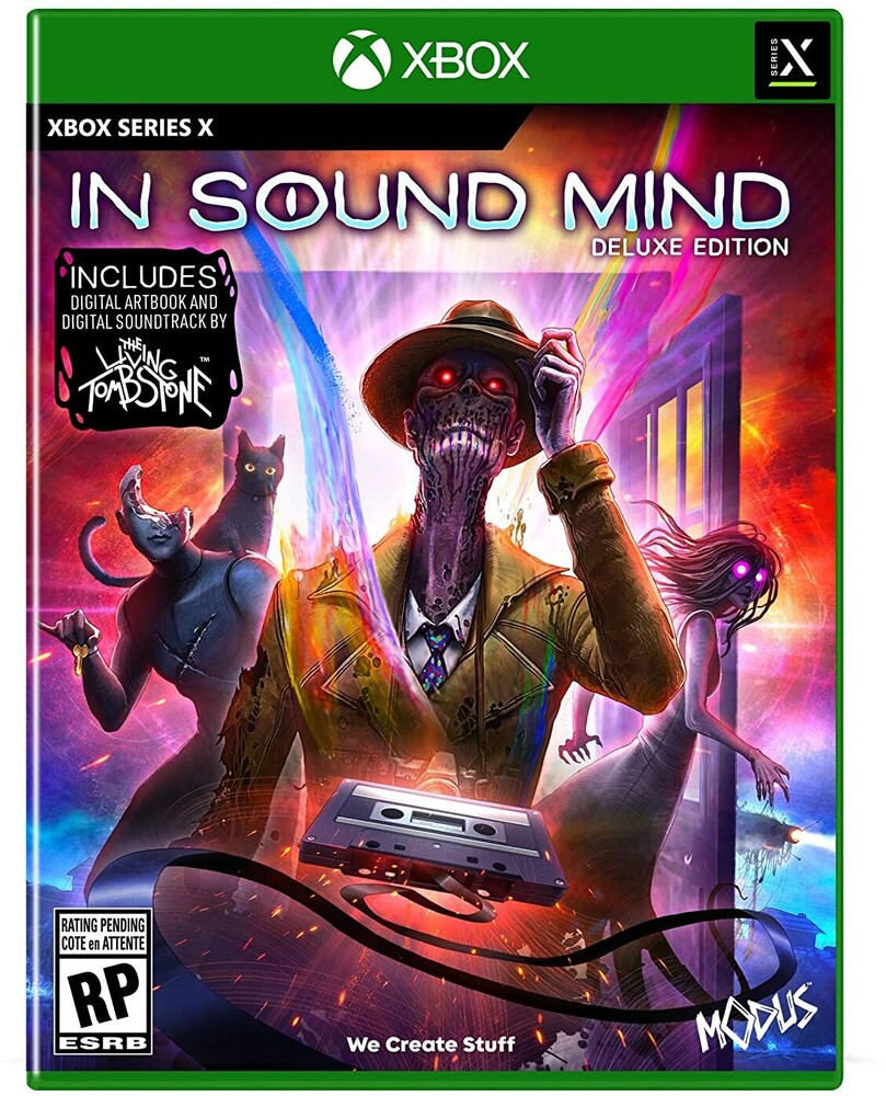- In Sound Mind: Deluxe Edition for Xbox Series X