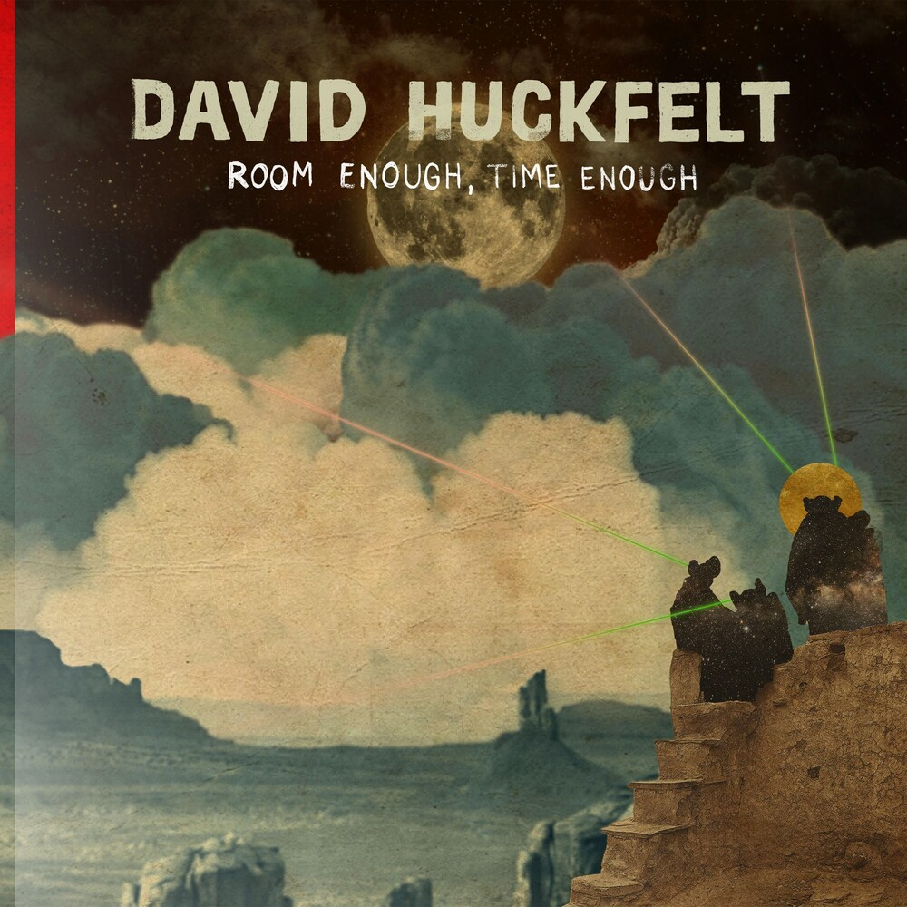 David Huckfelt - Room Enough Time Enough