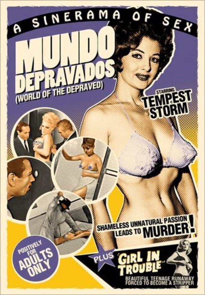 - Vintage Erotica Double Feature