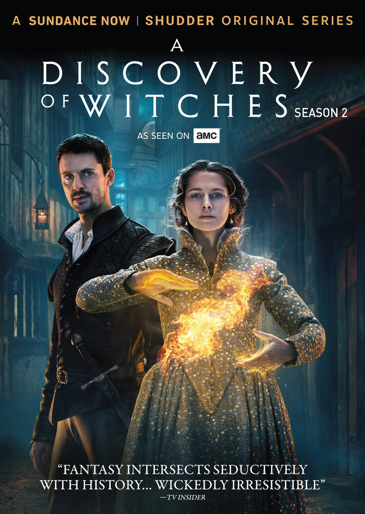 Discovery Of Witches, A Season 2 Dvd - Discovery Of Witches, A Season 2 Dvd (2pk)
