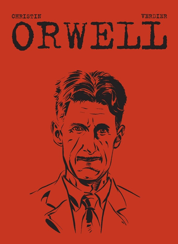 Pierre Christin - Orwell (Gnov) (Ppbk)