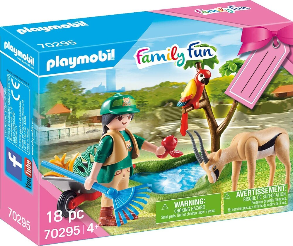 - Family Fun Zoo Gift Set (Fig)