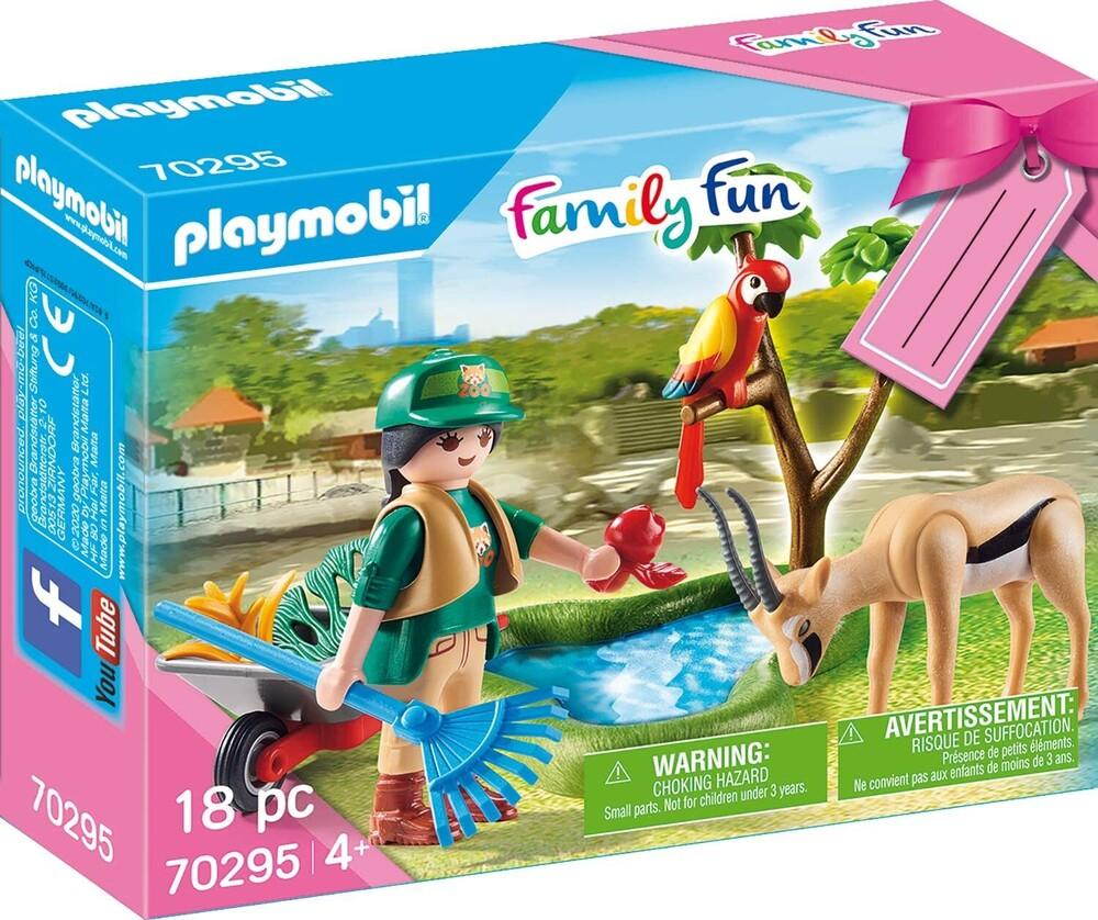 - Family Fun Zoo Gift Set (Fig)
