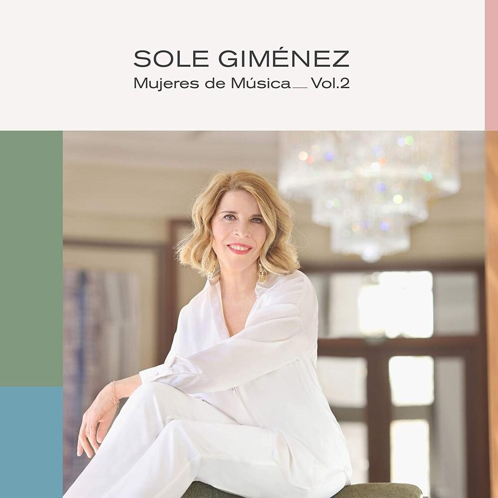 Sole Gimenez - Mujeres De Musica Vol 2 (W/Book) (Spa)