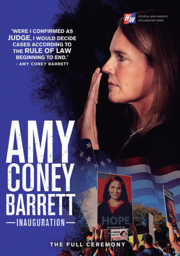 - Amy Coney Barrett's Inauguration / (Mod)