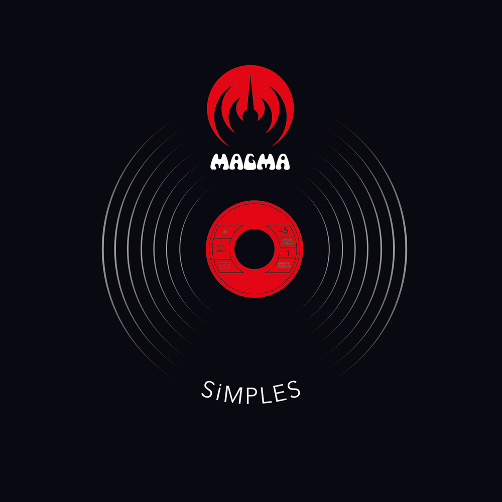Magma - Simples (10in) (Ep) [Limited Edition] [Indie Exclusive]