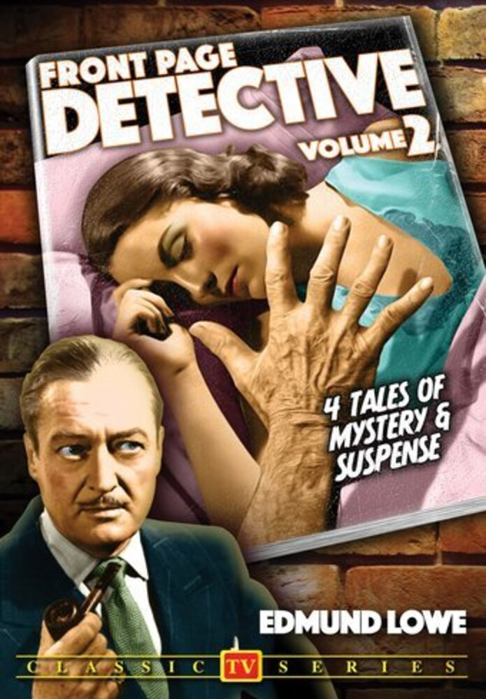 - Front Page Detective: Volume 2 / (Mod)