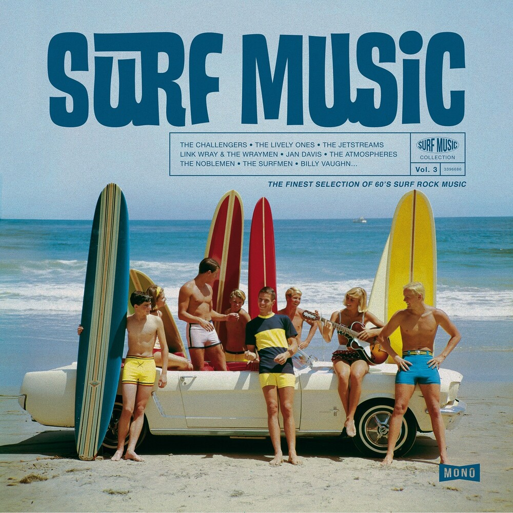 - Collection Surf Music Vol 3 / Various