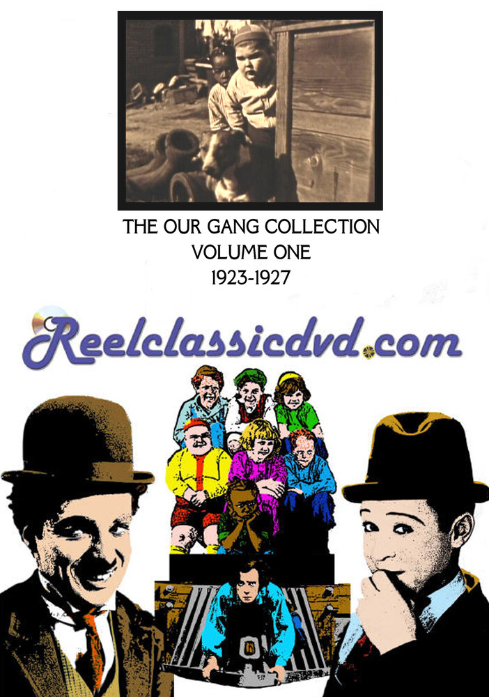 Our Gang Collection Volume One - Our Gang Collection Volume One / (Mod)