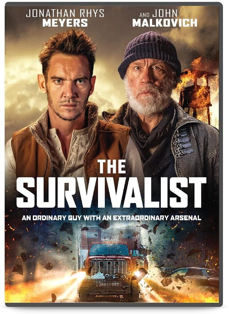 Survivalist, the DVD - Survivalist, The Dvd