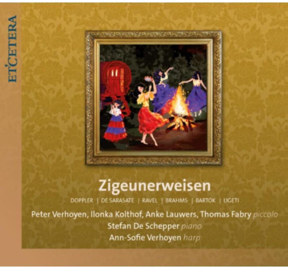Various Artists - Zigeunerweisen: Bartok / Ravel / Dopper (Various Artists)