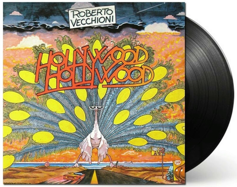 Roberto Vecchioni - Hollywood Hollywood (Ita)