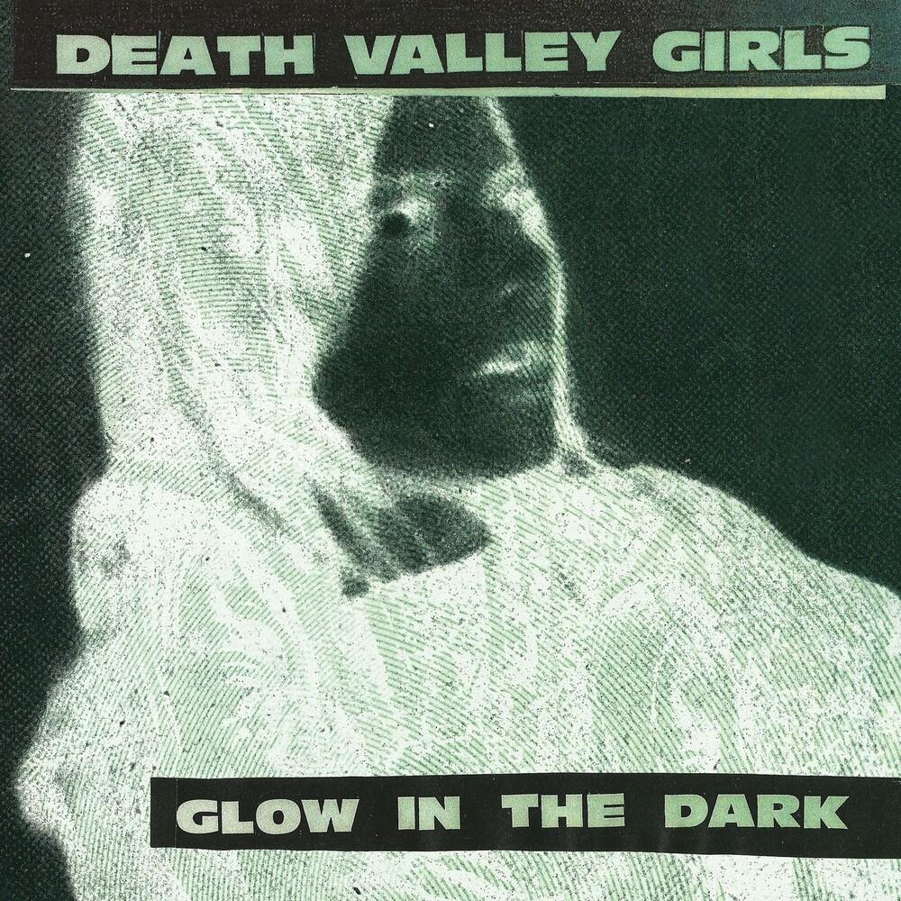 Death Valley Girls - Glow In The Dark (Neon Green & Red Vinyl) (Blk)