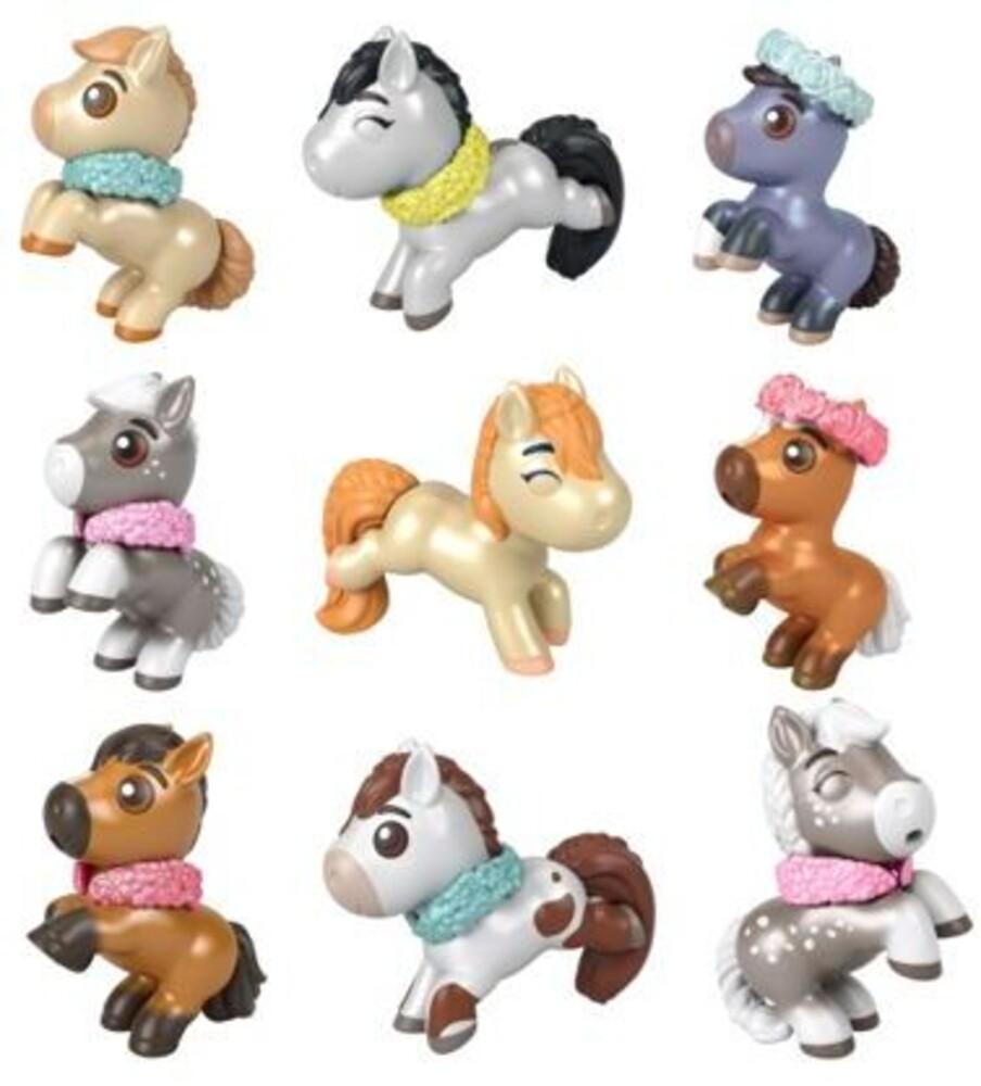 - Spirit Untamed Mini Precious Ponies Asrt (Asso)