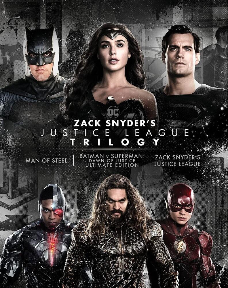 Zack Snyder's Justice League Trilogy - Zack Snyder's Justice League Trilogy