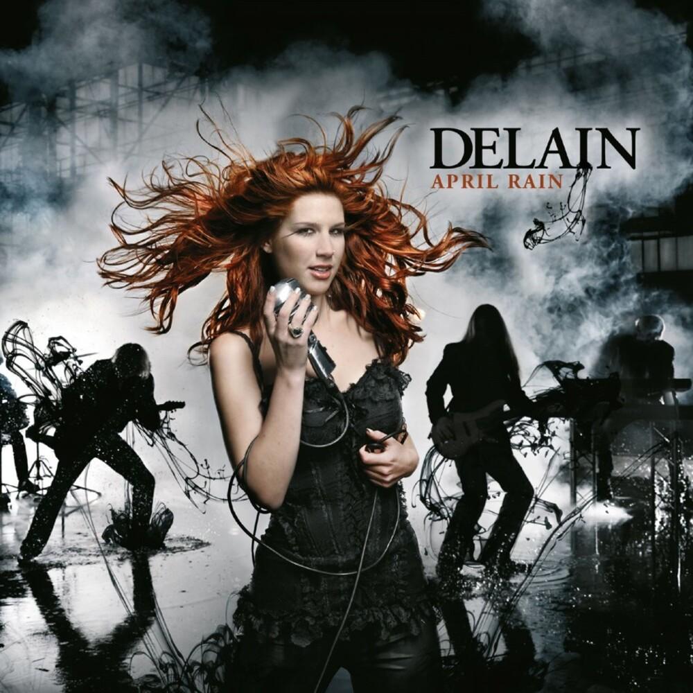 Delain - April Rain [Colored Vinyl] [Limited Edition] [180 Gram] (Hol)