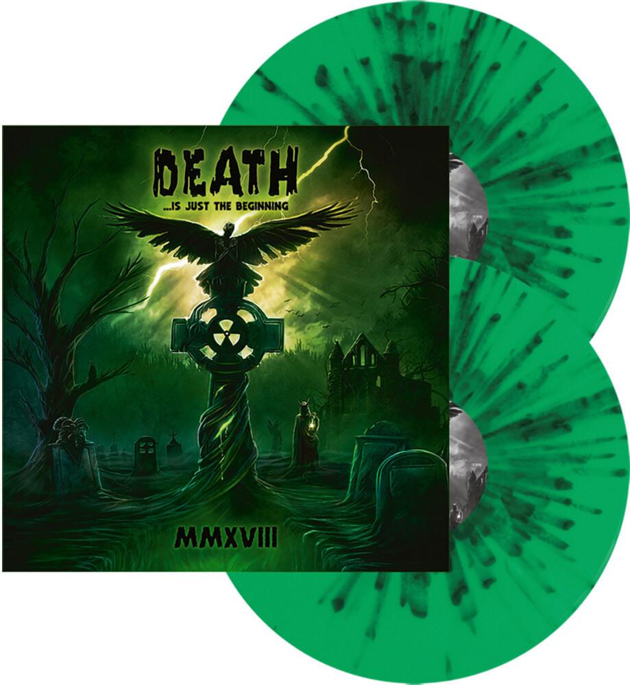 Death ...Is Just The Beginning Mmxviii (Green/W) - Death ...Is Just The Beginning Mmxviii (Green/W)