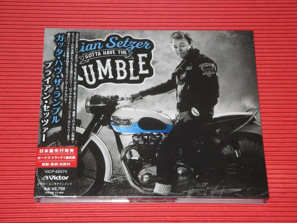 Brian Setzer - Gotta Have The Rumble [Import]