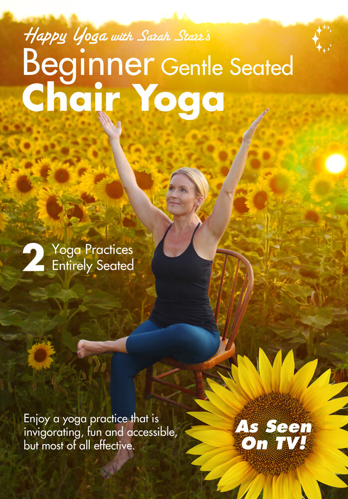 Gentle Seated Chair Yoga for Beginners with Sarah - Gentle Seated Chair Yoga For Beginners With Sarah
