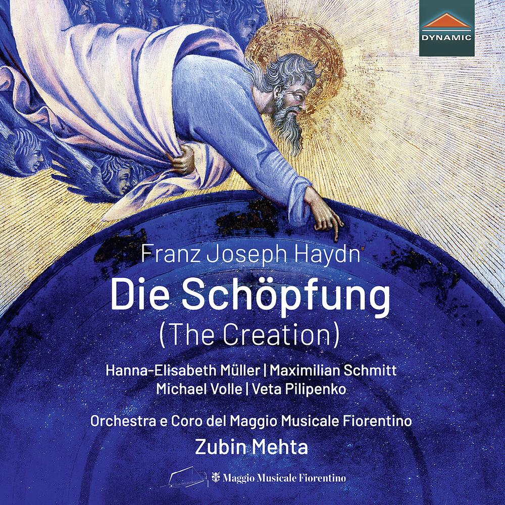 Haydn / Muller / Pilipenko - Die Schopfung (2pk)