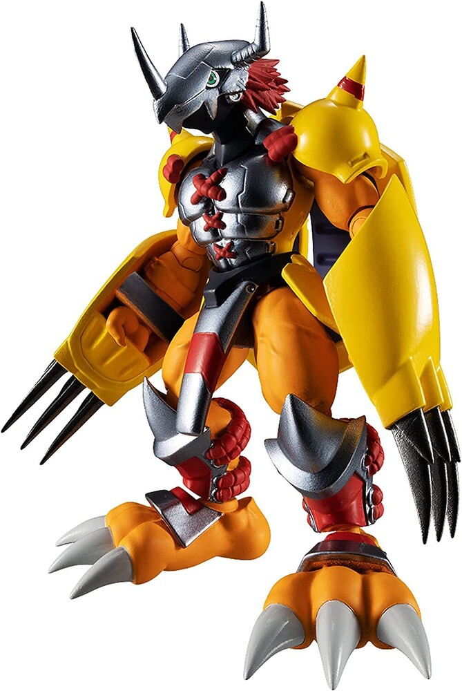 Digimon Shodo - Digimon Shodo 3.5in Wargreymon Action Figure