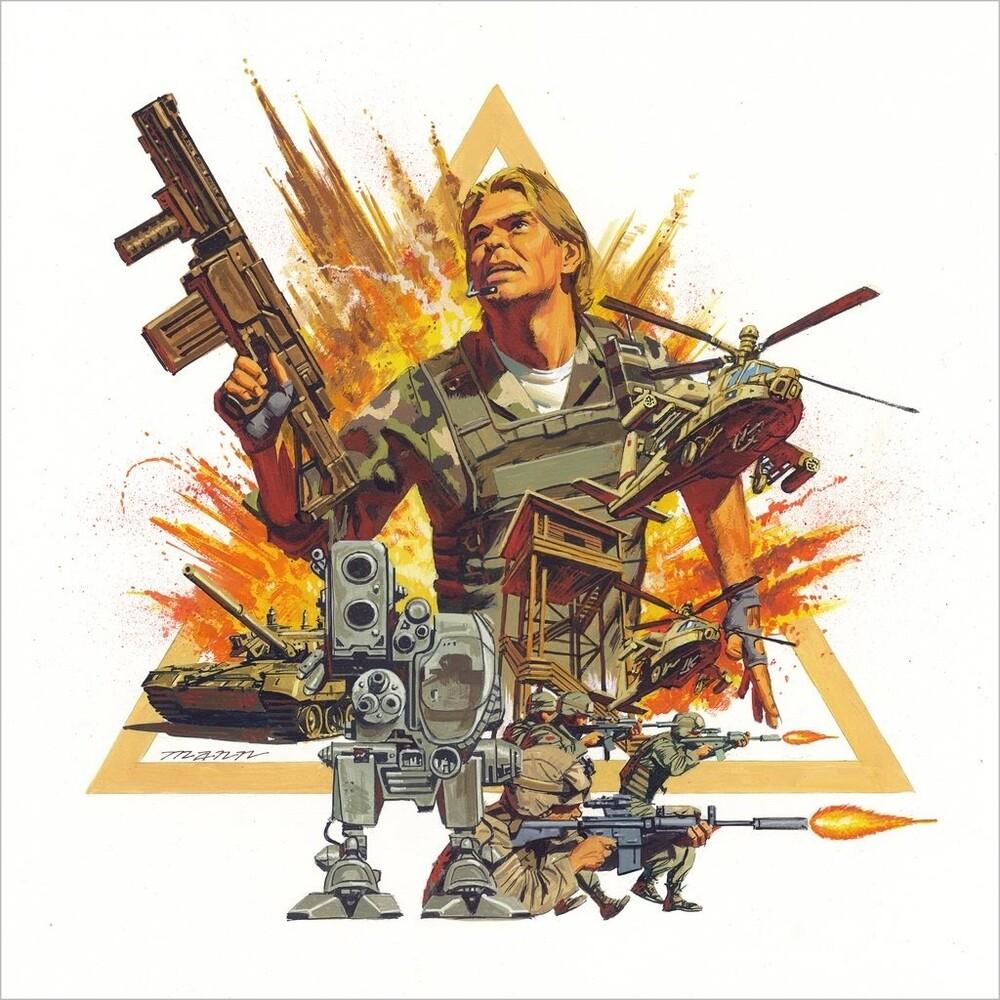 Metal Gear / O.S.T. (Colv) (Grn) (Uk) - Metal Gear / O.S.T. [Colored Vinyl] (Grn) (Uk)