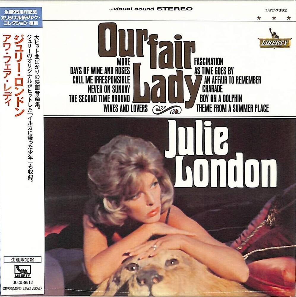 Julie London - Our Fair Lady (Jmlp) [Reissue] (Jpn)